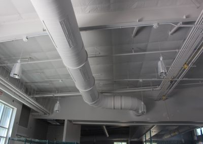 GLOW Academy Spiral Duct